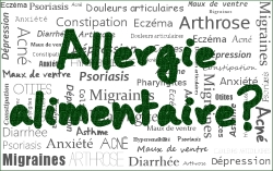 Quand envisager une allergiealimentaire?