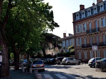 Quartier de la basilique Saint-Sernin