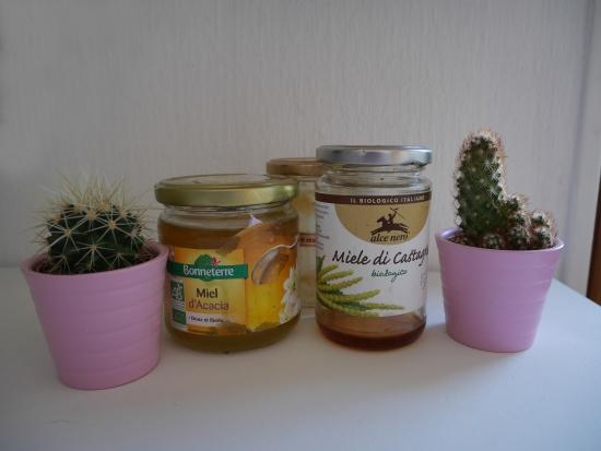 Le miel, un ingrédient magique!
