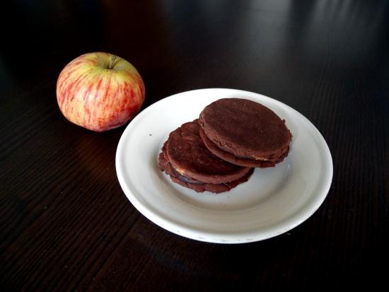 P'tits Crapauds : biscuits fourrés au chocolat