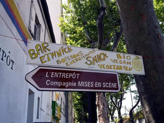 Panneau Bar Ethnik