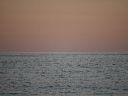 Océan en version bleu et rose