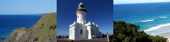 Cap Byron, Australie