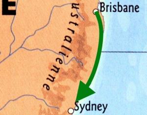 Notre Road-Trip entre Brisbane et Sydney