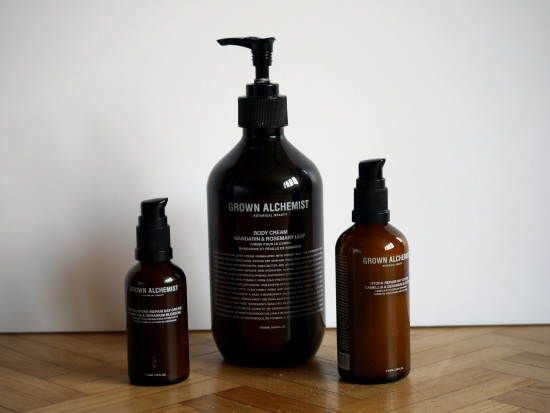 Produits Grown Alchemist