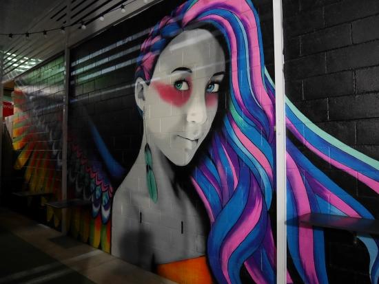 Street art dans Burleigh Heads
