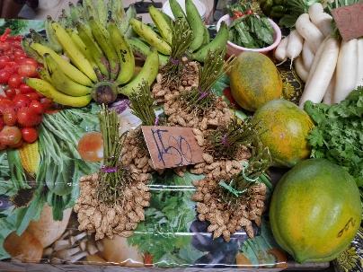 Fruits du Vanuatu